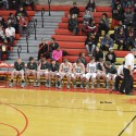 Boys Varsity Basketball, 3-5-14