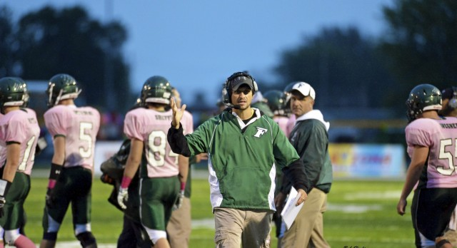 Coach Townsend Named Region 4 Coach Of The Year