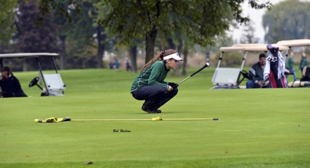 Girls Golf On To States
