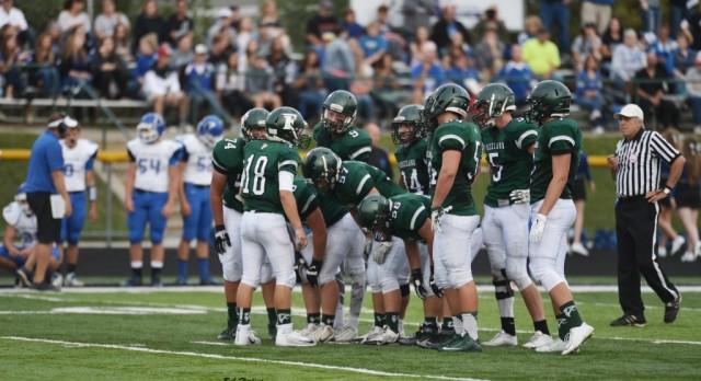High School Football Practice