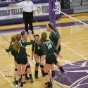 VOLLEYBALL DISTRICT FINAL – FREELAND VS. SWAN VALLEY