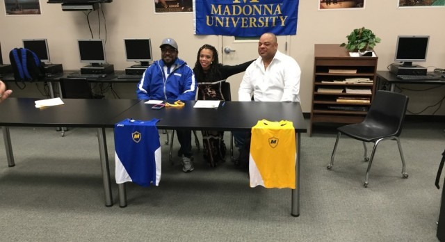 Jacqueline Signs To Run Track For Madonna University