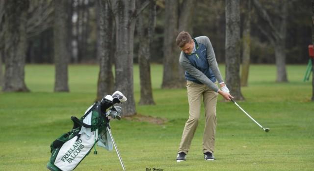 Boys Golf Round Up