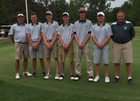 Boys Golf Moving Onto States