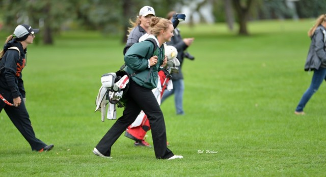Pumford Places In State Golf