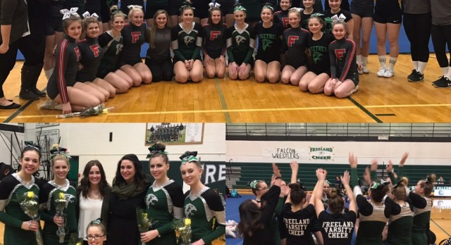 Competitive Cheer Captures Divisional Championship