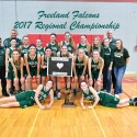 3-9-17 – 2017 REGIONAL CHAMPIONSHIP GAME – FREELAND FALCONS VS. ITHACA YELLOWJACKETS