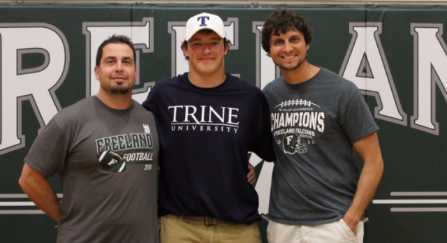 Crook Signs At Trine University