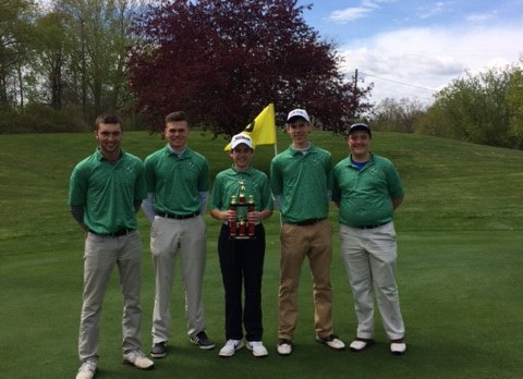 Boys Golf Wins The St. Louis Invitational