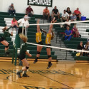 Varsity Volleyball, 8-29-17