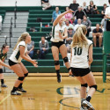 9-13-17 – JV VOLLEYBALL – FREELAND FALCONS VS. SHEPHERD BLUEJAYS