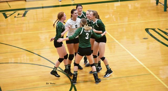 Varsity Volleyball Win St. Louis Tournament