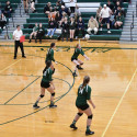 10-25-17 – VARSITY VOLLEYBALL – FREELAND VS. BULLOCK CREEK