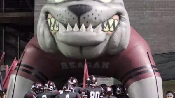 Reagan Bulldogs Hype Pic
