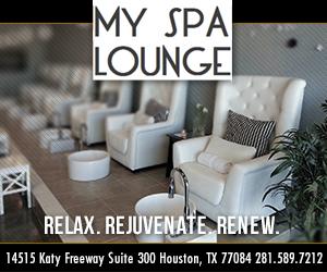 My Spa Lounge - Gold C