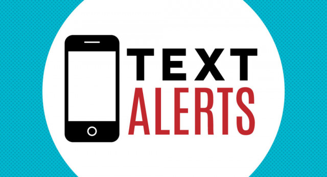 Receive Team Alerts by Text & Email