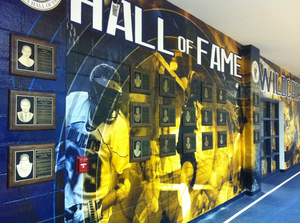 Oxford Athletics Hall of Fame Class of 2014 Announced