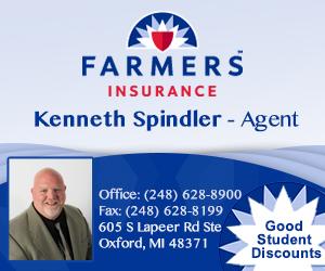 Farmers Insurance Ken Splindler - Gold A Oxford