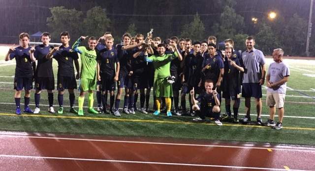 Oxford High School Boys Varsity Soccer beat Country Day 1-0