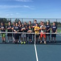 Boys Tennis!