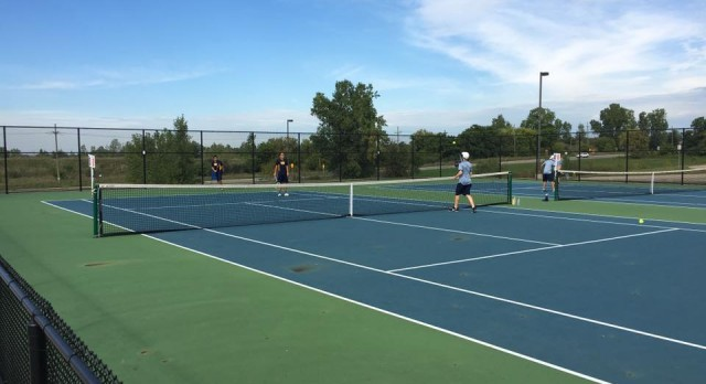 Oxford High School Boys Varsity Tennis falls to Berkley High School 6-2