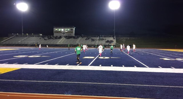 Oxford High School Boys Varsity Soccer ties Lake Orion 1-1