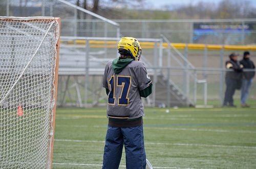 Oxford High School Boys Varsity Lacrosse beat Walled Lake Central High School 25-2