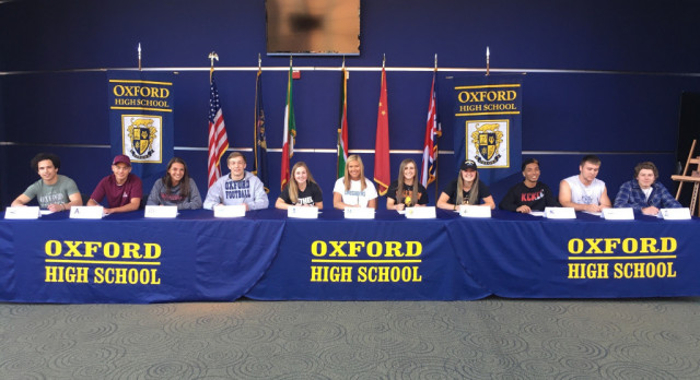 12 Wildcats Ink Letter Of Intent To Play At The Next Level