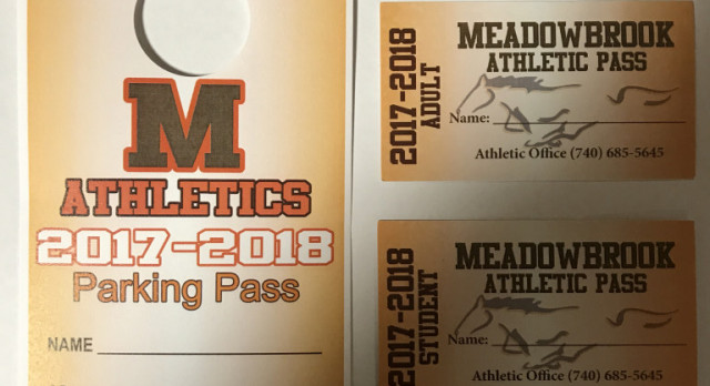 2017-18 Athletic Sports Passes