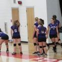 9/27/16 Saluda Varsity Volleyball vs Fox Creek