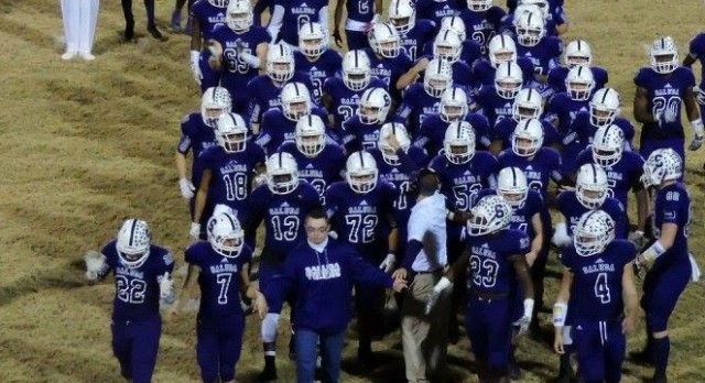 Tigers Host Liberty HS in Third Round of Football Playoffs
