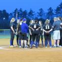 3/21/17 Saluda Varsity Softball vs Fox Creek