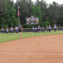 4/28/17 Playoffs Round 2  – Saluda Softball vs Buford