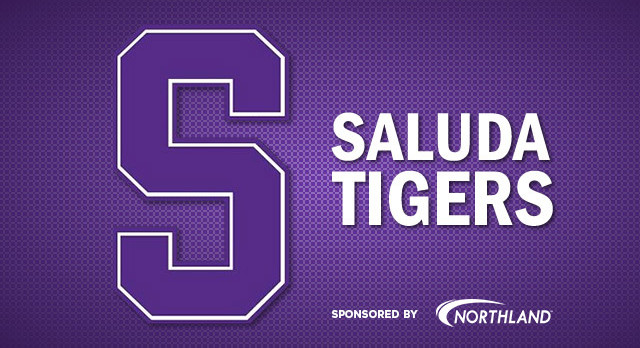 Demond Johnson is Saluda Athletics' Tiger of the Month for August