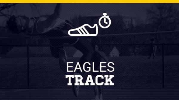 Eagles Track Logo