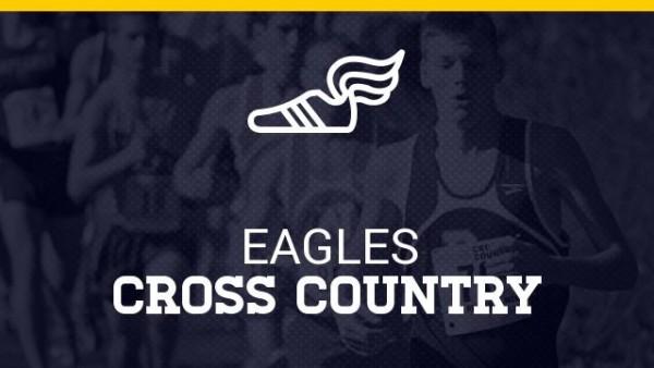 Eagles Cross Country Logo