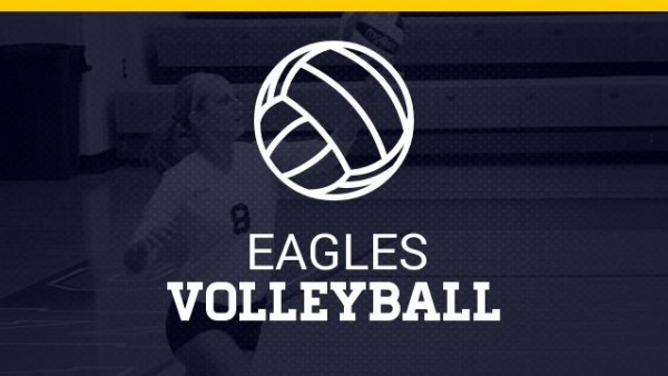 Eagles Volleyball Logo