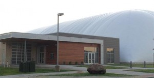 Legacy Center Outside
