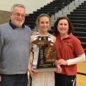 Girls Basketball Regional Final vs Salem