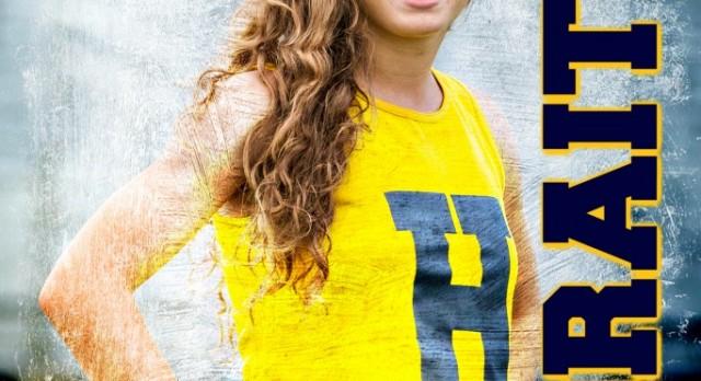 College Signing: Michelle Moraitis, Bethel College
