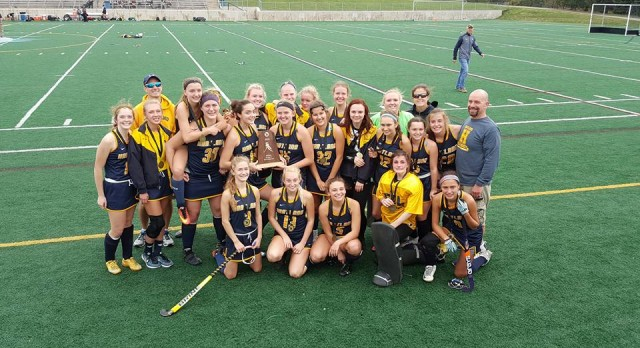 Field Hockey Concludes Amazing Season!