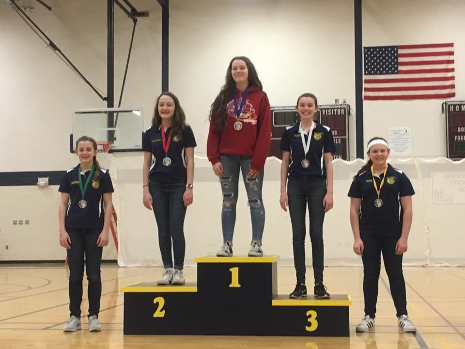 MS Female winners
