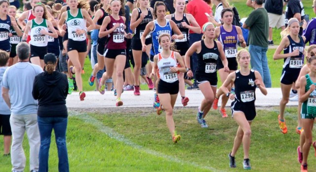 Girls Victorious, Boys Place 9th at Gilmour Invitational