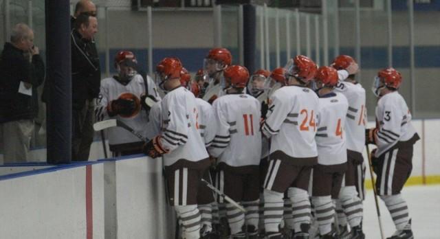 Hockey beat Strongsville High School 1-0