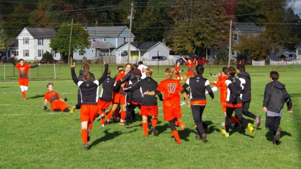 Boys Soccer vs Firelands