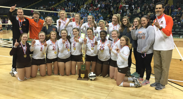 Padua defeats Bishop Hartley in straight sets, Claims 4th Title in Program History