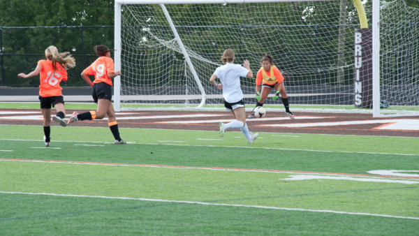 Padua Soccer Alumni Girls Game
