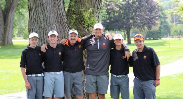 Varsity Boys Golf Recap
