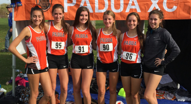 Girls Cross Country just misses state meet