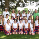 2017 Girls golf